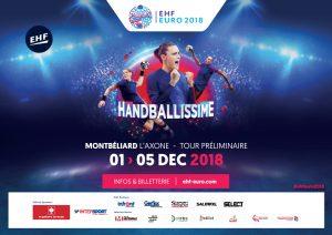 EHF EURO 2018, Handballissime, Handball