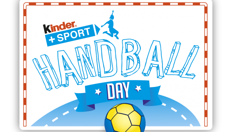 Programme Kinder+Sport Handball day