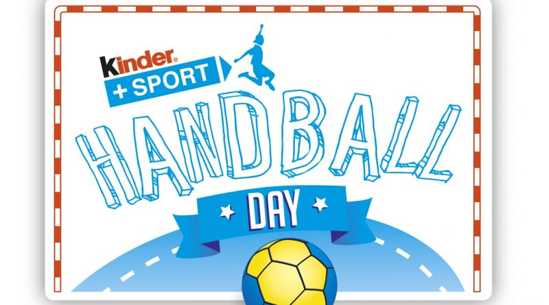 KINDER + SPORT DAY HANDBALL