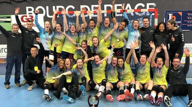 Championnes de France !